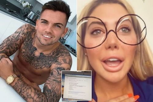 Sam Gowland brands Chloe Ferry 'compulsive liar' after she accuses him of sex with Amber Davies