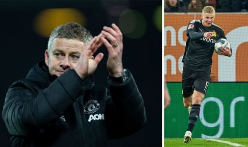 Ole Gunnar Solskjaer explains reason why Erling Haaland didn't complete Man Utd transfer