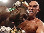 Social media react as Tyson Fury produces fight of his life to stun Deontay Wilder
