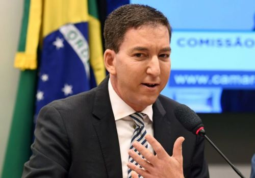 Glenn Greenwald charged with cybercrimes in Brazil for publishing leaked chats