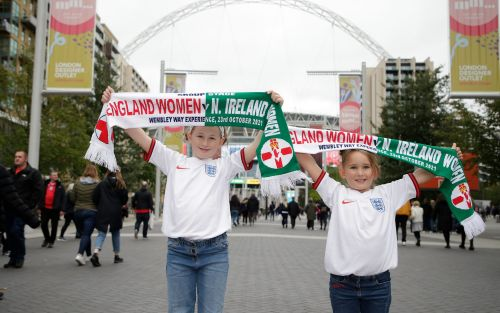 England vs Northern Ireland, Women's World Cup qualifier: live score and latest updates