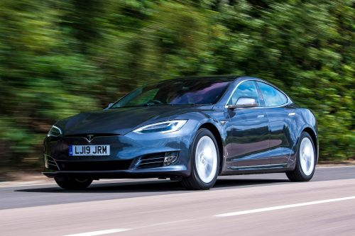 "Tesla tests hotter ""Plaid"" powertrain with Model S mule"
