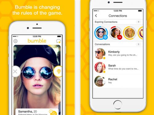 Bumble just publicly filed for an IPO