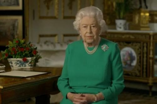 'The Queen spoke so clearly for our nation in coronavirus speech'