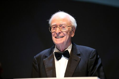 Michael Caine denies reports he's retiring from acting