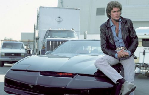 James Wan developing new 'Knight Rider' film
