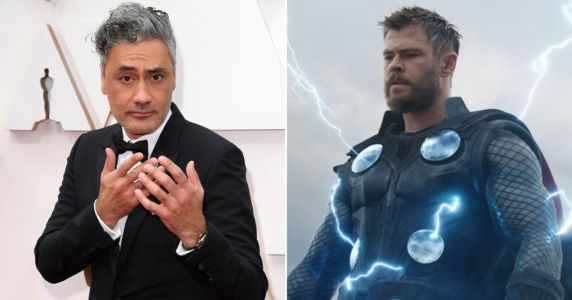 Taika Waititi reveals new details about Thor: Love and Thunder and it's a wild rollercoaster ride