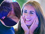 Love Island fans predict Dani Dyer and Jack Fincham 'will win the show' as smitten couple kiss for the first time