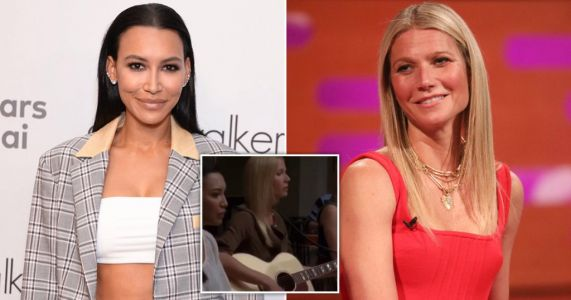 Gwyneth Paltrow remembers 'special' Glee performance with Naya Rivera as she pays tribute to late star