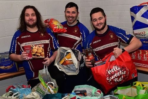 Irvine Rugby Club to run food and medicine errands during coronavirus crisis