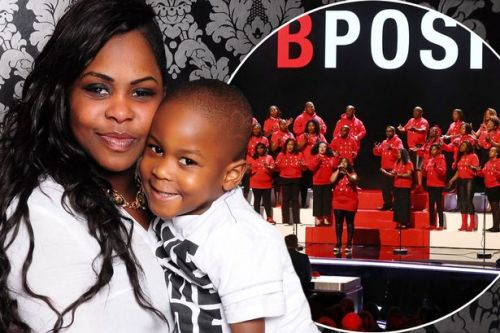 Who was Britain's Got Talent star Simonne Kerr and when did she perform on the show with B Positive?