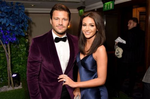 Michelle Keegan's pre-Covid holiday throwback as she isolates with husband Mark