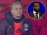 Patrice Evra questions why Manchester United signed £40m man Donny van de Beek