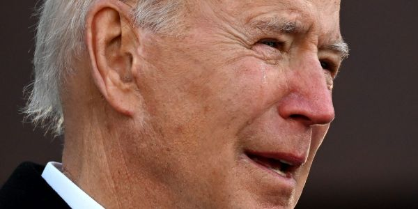 Biden cries during farewell address from Delaware ahead of inauguration, says 'we should be introducing' his late son Beau as president instead