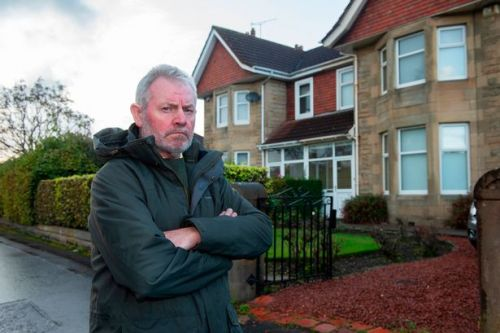 Scots pensioners forced out home after £100m super sewer damages house