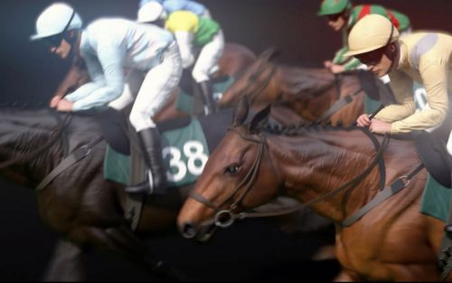 Virtual Grand National 2020: live racing updates as ITV raises money for NHS