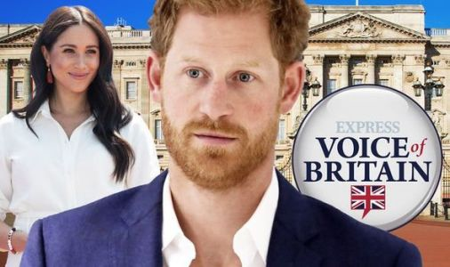 'The marriage won't last!' Prince Harry WILL return to royal family without Meghan - poll
