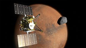 Japan's MMX Mission Will Capture 8K Images of Mars and Its Moons