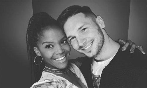Everything you need to know about Strictly star Oti Mabuse's husband Marius Lepure
