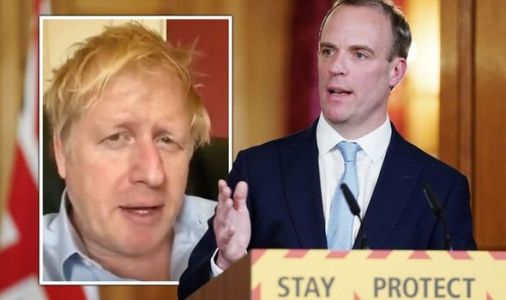 'He's got the clout': Raab has authority to take decisions in place of Boris, says expert