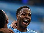 'We were extra hungry': Raheem Sterling says Man City's energy and fight were key to Real Madrid win
