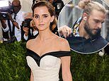 ALISON BOSHOFF: Sir Philip's son and Emma Watson - it's hard to think of a more unlikely pair