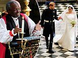 Bishop Michael Curry could feel the presence of slaves at Meghan and Harry's royal wedding