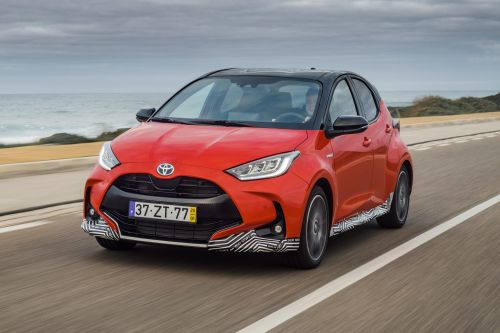 New Toyota Yaris 2020 review