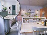 George Clarke's Old House, New Home viewers stunned after couple spend £33,00 on salmon pink kitchen
