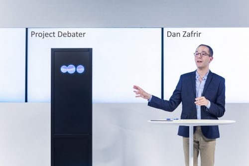 Project Debater: IBM builds robot that argues with humans