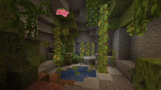 Minecraft 1.16.5 Release Candidate 1 is out, another Caves and Cliffs snapshot hits next week