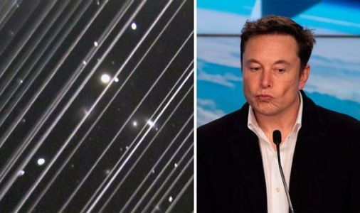 Elon Musk blow: Starlink condemned over fears satellites will make astronomy 'impossible'