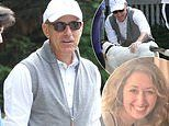 Matt Lauer is seen for first time since Brooke Nevils' rape claim in new book