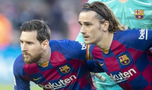 Barcelona star Lionel Messi 'doesn't want' Antoine Griezmann as PSG eye transfer