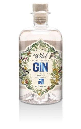 Old Curiosity Distillery releases Wild Gin - with proceeds going to RSPB Scotland