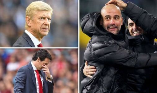 Arsenal record vs Pep Guardiola: Grim reading for Freddie Ljungberg before Man City clash