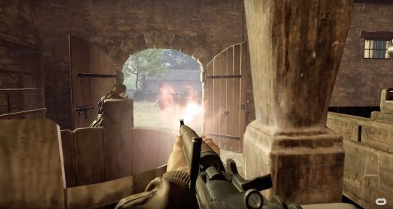 The new Medal of Honor wasn't meant to be a VR game