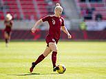 Beth's ready for England chance! Chelsea striker hungry to step on to Wembley pitch for Lionesses