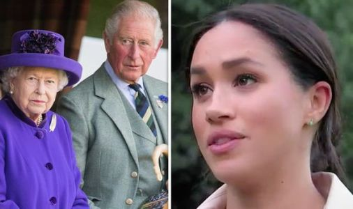 Queen and Prince Charles have 'gone out of their way' to help 'struggling' Meghan Markle