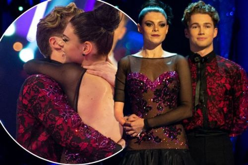 Strictly 2018: Lauren Steadman exits and makes surprising dig at pro partner AJ