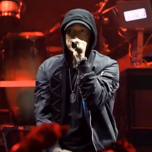 Eminem has released a surprise new album, 'Music to be Murdered By'