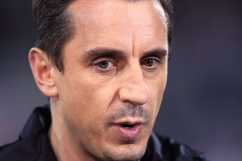 Gary Neville spars with Jurgen Klopp over Super League controversy