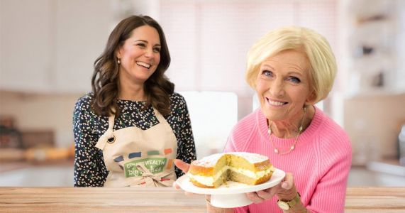 Kate Middleton 'to co-star with Mary Berry for Christmas cooking special'