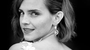 Emma Watson just wore her most political outfit yet