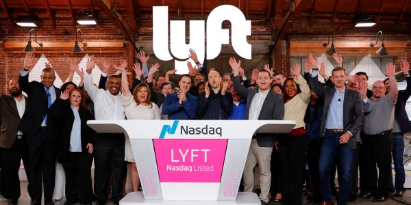 Lyft soars after agreeing to partnership with Gett, the owner of shuttered rideshare rival Juno