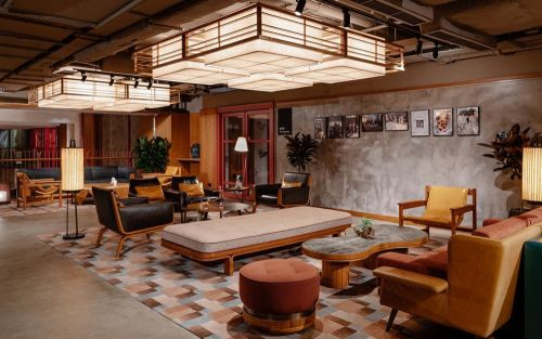 The best hotels to network and chill in. Hong Kong, including digital release massages and 'woke' creative hubs
