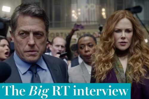 """The Undoing's Hugh Grant and Nicole Kidman on why they jumped at the chance for """"classic thriller"""" scripts"""