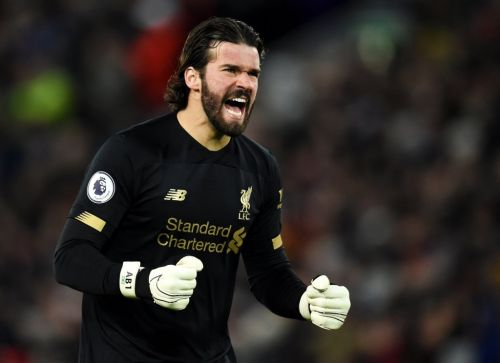 Chelsea held 'advanced talks' to sign Liverpool star Alisson Becker