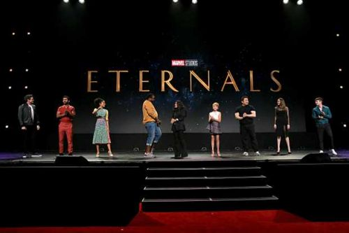 When is The Eternals released in cinemas? Who's in the cast? What's it about?