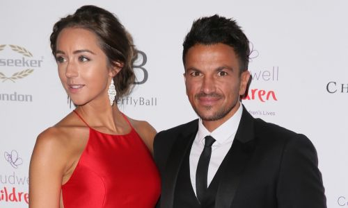 Peter Andre admits defeat to wife Emily in new health challenge